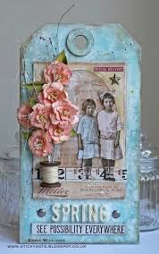 Pin by Iva Cook on Tags mixed media   Tag art, Handmade tags, Card ...