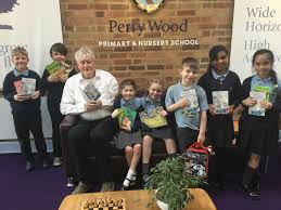 Author Book Signing | Perry Wood Primary and Nursery School