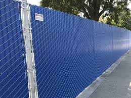 Privacy Slats For Chain Link Fence In Los Angeles Fencing Los Angeles