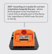 S100 Portable Solar Electric Fence Charger Gallagher Electric Fence Gallagher Electric Fencing From Valley Farm Supply