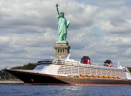disney cruise line to sail from new