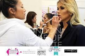 makeup artists courses lmi