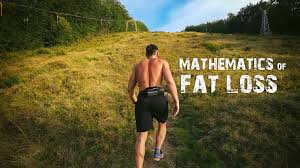 mathematics of weight loss
