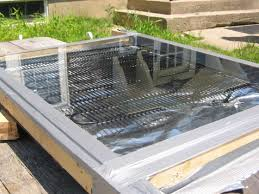 make a solar water heater for under 5