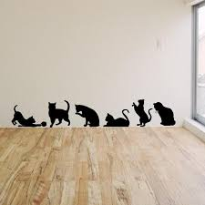 Cats Kittens Decal Set Azvinylworks