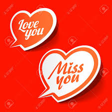 memorable exles i love you and miss