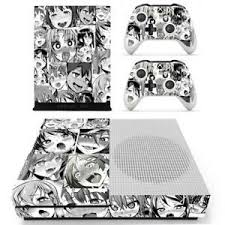 Xbox One Slim Console Controllers Anime Ahegao Funny Vinyl Skin Decals Stickers Ebay