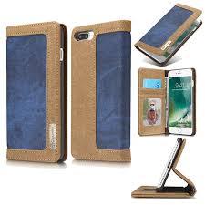 caseme iphone 7 plus jeans leather