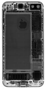 iphone 7 plus teardown 3gb of ram