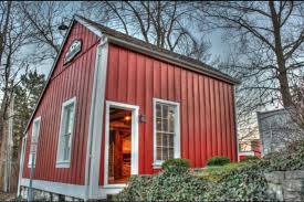 the red barn guest house saint