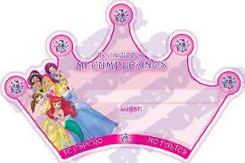 Invitaciones De Cumpleanos De Princesas Hd Para Bajar Gratis 3