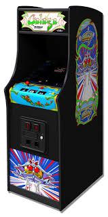galaga clic arcade game al