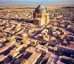 گشتی در گنبد سلطانیه زنجان +تصاویر