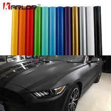 Big Offer B8928a Matt Color Change Vinyl Film Car Wraps Hood Roof Whole Body Stickers Decal With Air Bubble Car Styling Automobiles Accessories Cicig Co