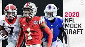 NFL mock draft 2020, 3-round edition ...