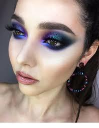 dark smokey eye makeup inspiring las
