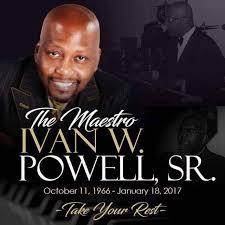 Ivan Powell, Sr., One Of John P. Kee's Singers, Has Died; Funeral  Arrangements Announced – BCNN1 WP