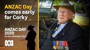 ANZAC Day comes early for 100-year-old ...