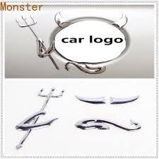 1pcs 3d Little Devil Car Sticker Demon Auto Emblem Decal For Hyundai Hnd3 Veloster Buy At A Low Prices On Joom E Commerce Platform