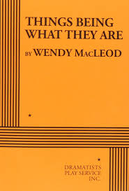 Amazon | Things Being What They Are | Macleod, Wendy | United States