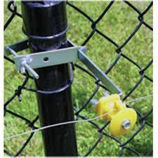 Fi Shock Iuclxy Fs U Post And Chain Link Insulator 44 Yellow Walmart Canada