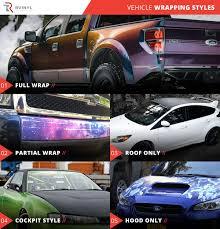 Vinyl Car Wraps Vinyl Wraps Sheets Rvinyl