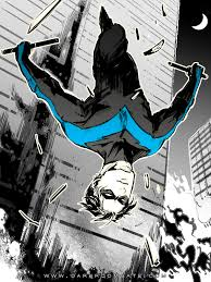 nightwing wallpaper 2368456 zerochan