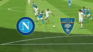 Napoli vs Lecce