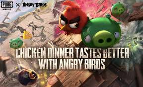 PUBG Mobile releases New Mini-Game for the Angry Birds' 10th ...