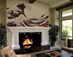 Wall Decal Over Fireplace Love This Wall Decal Above Fireplace Or Maybe For Master Bedroom Vinyl Wall Decals Wall Decals Vinyl Wall
