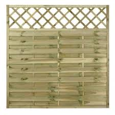 6ft Fence Panels In 2020 Fence Panels Decorative Fence Panels 6ft Fence Panels
