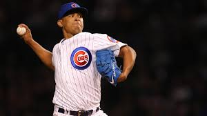 With Kyle Hendricks Down, The Cubs Could See Future In Adbert Alzolay
