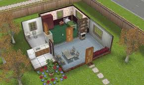 sims freeplay house guide part one girl