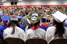 A force awakens: Sitka High '16 graduates - KCAW
