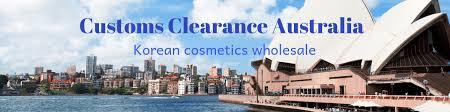 korean cosmetics whole customs