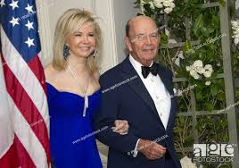 United States Secretary of Commerce Wilbur L. Ross, Jr., and Mrs, Stock  Photo, Picture And Rights Managed Image. Pic. PAH-180425-99-40913-DPAI |  agefotostock