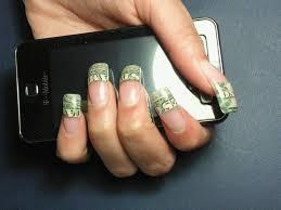 famous solar nail art designs
