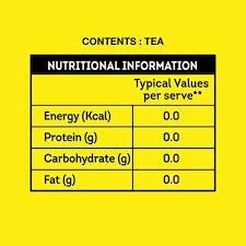 lipton tea yellow label 250 gm