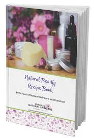 free natural beauty recipe book