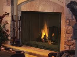 heat glo exclaim wood fireplace