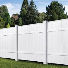 Veranda 6 Ft H X 6 Ft W White Vinyl Windham Fence Panel 73014216 The Home Depot In 2020 White Vinyl Fence Vinyl Fence Vinyl Fence Cost