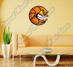 Decals Stickers Vinyl Art Home Garden Utah Jazz Logo Wall Decal Nba Sports Big Basketball Sticker Room Decor Cg825 Adrp Fournitures Fr