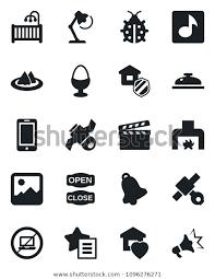isolated black icon no stock vector