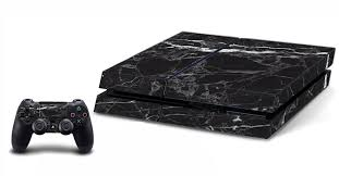 Vwaq Ps4 Marble Skin Console And Controller Rock Decal For Playstation