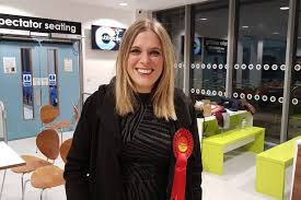 Laura Smith says Labour has suffered a setback but there is a way forward -  Cheshire Live