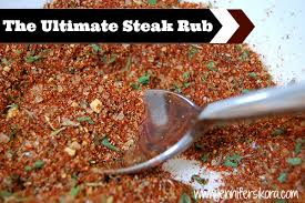 the ultimate steak rub jen around the