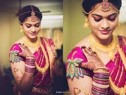 step by south indian bridal makeup