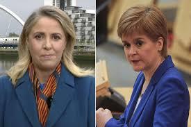 BBC journalist apologises after claiming Nicola Sturgeon 'enjoyed ...