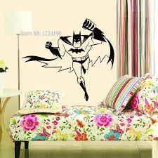 Batman Superhero Vinyl Wall Art Sticker Poster Wallpaper Childrens Themed Room Decals Wall Stickers Free Shipping Wall Sticker Wall Art Stickersposter Wallpaper Aliexpress