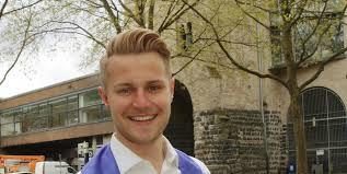 Mr. Gay Germany : Aaron aus Köln ist Deutschlands schönster Schwuler |  Express.de